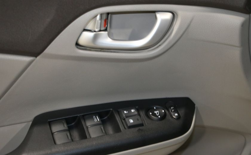 2012 Honda Civic EX A/C GR ELECT MAGS BLUETOOTH #11