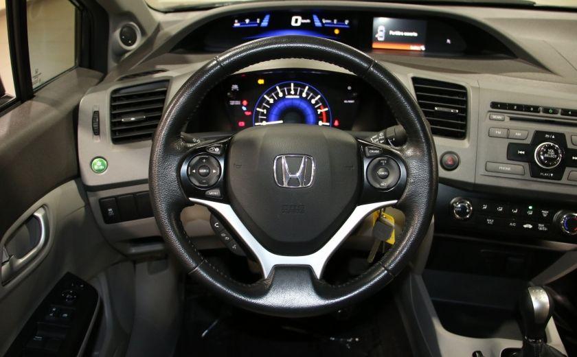 2012 Honda Civic EX A/C GR ELECT MAGS BLUETOOTH #15