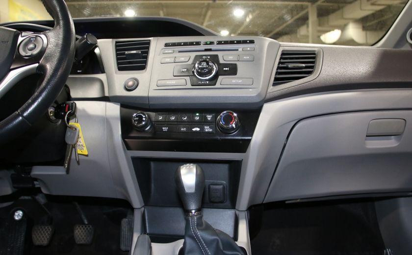 2012 Honda Civic EX A/C GR ELECT MAGS BLUETOOTH #16