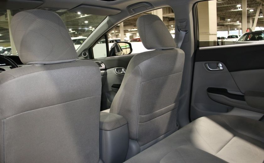 2012 Honda Civic EX A/C GR ELECT MAGS BLUETOOTH #18