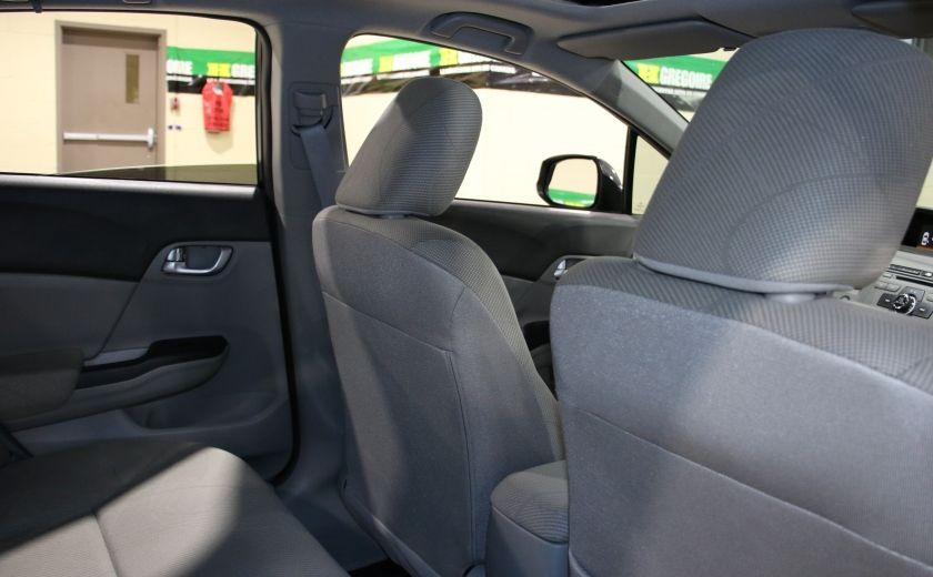2012 Honda Civic EX A/C GR ELECT MAGS BLUETOOTH #20