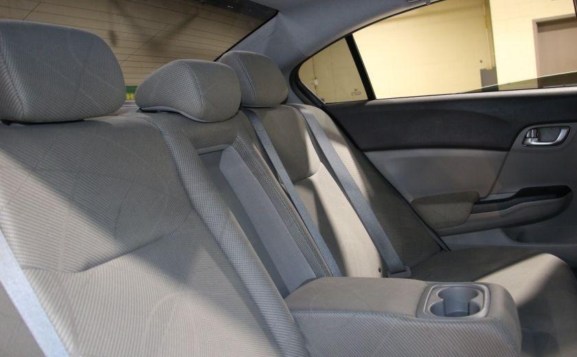 2012 Honda Civic EX A/C GR ELECT MAGS BLUETOOTH #21