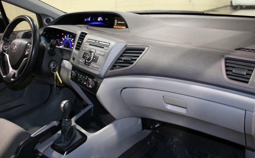 2012 Honda Civic EX A/C GR ELECT MAGS BLUETOOTH #22