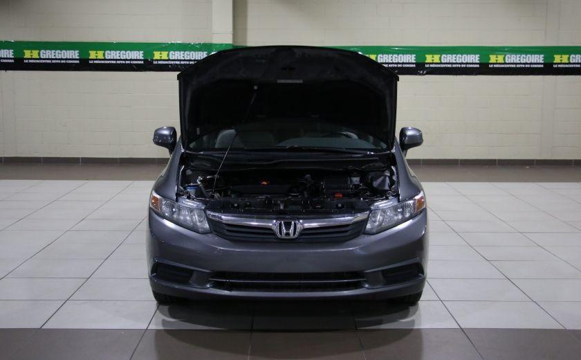 2012 Honda Civic EX A/C GR ELECT MAGS BLUETOOTH #25