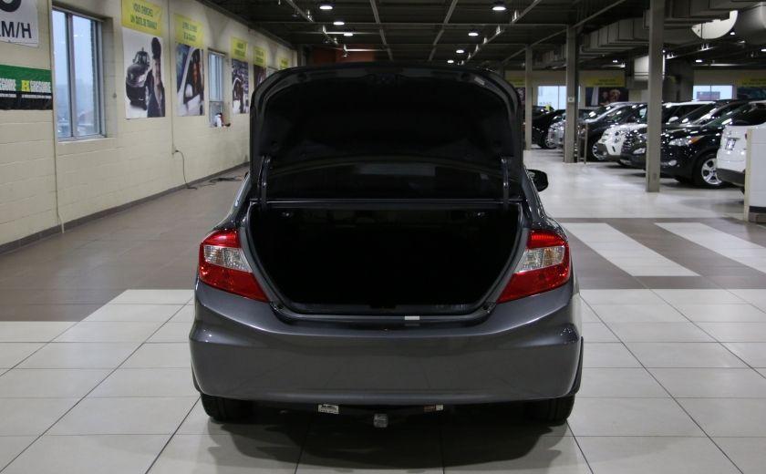 2012 Honda Civic EX A/C GR ELECT MAGS BLUETOOTH #26