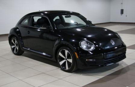 2012 Volkswagen BEETLE Comfortline AUTO A/C CUIR TOIT MAGS #0