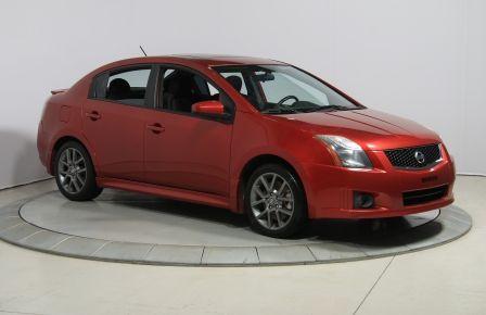 2010 Nissan Sentra SE-R Spec V A/C GR ELECT TOIT NAVIGATION MAGS #0