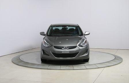 2014 Hyundai Elantra L GR ELECT #0