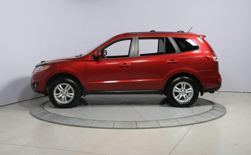 2010 Hyundai Santa Fe GL AUTO A/C GR ELECT MAGS BLUETOOTH #3