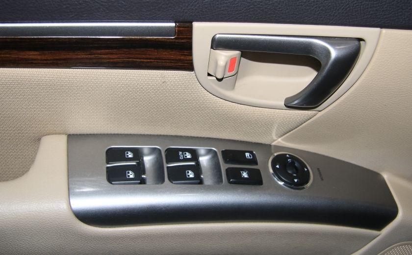 2010 Hyundai Santa Fe GL AUTO A/C GR ELECT MAGS BLUETOOTH #10