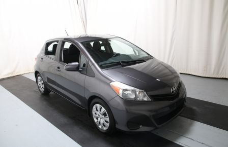 2014 Toyota Yaris HATCHBACK LE AUTO A/C GR ELECT BLUETHOOT in Victoriaville