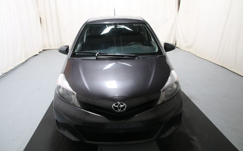2014 Toyota Yaris HATCHBACK LE AUTO A/C GR ELECT BLUETHOOT #1