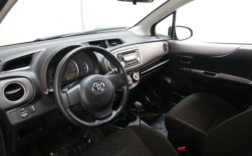 2014 Toyota Yaris HATCHBACK LE AUTO A/C GR ELECT BLUETHOOT #7