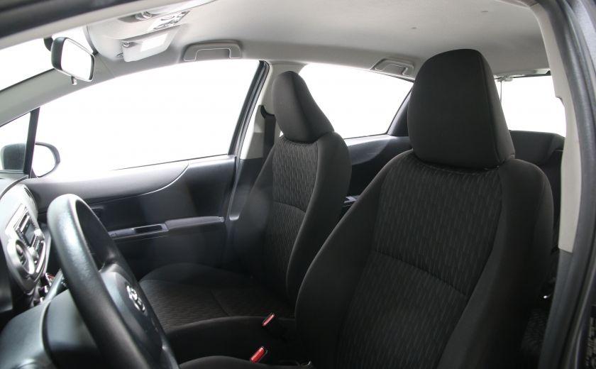 2014 Toyota Yaris HATCHBACK LE AUTO A/C GR ELECT BLUETHOOT #8