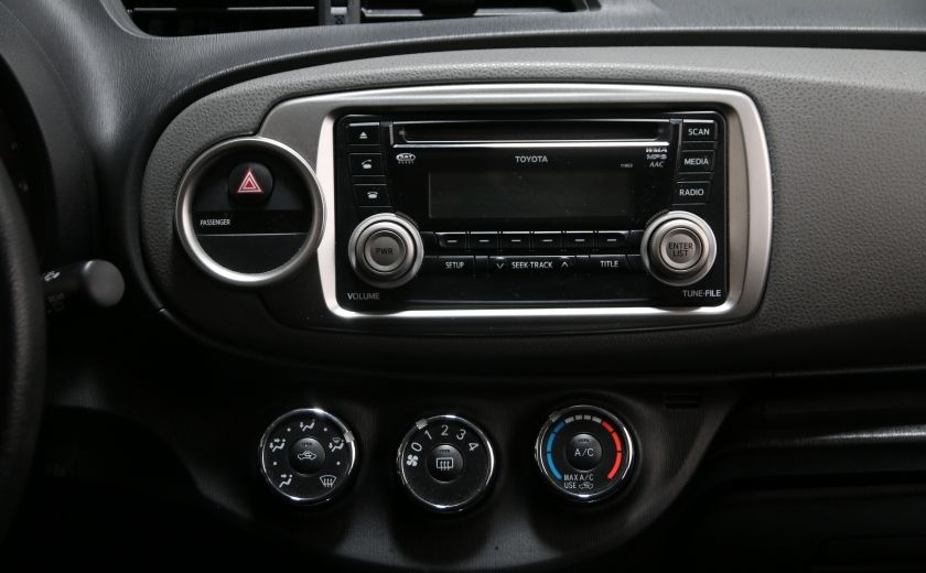 2014 Toyota Yaris HATCHBACK LE AUTO A/C GR ELECT BLUETHOOT #11