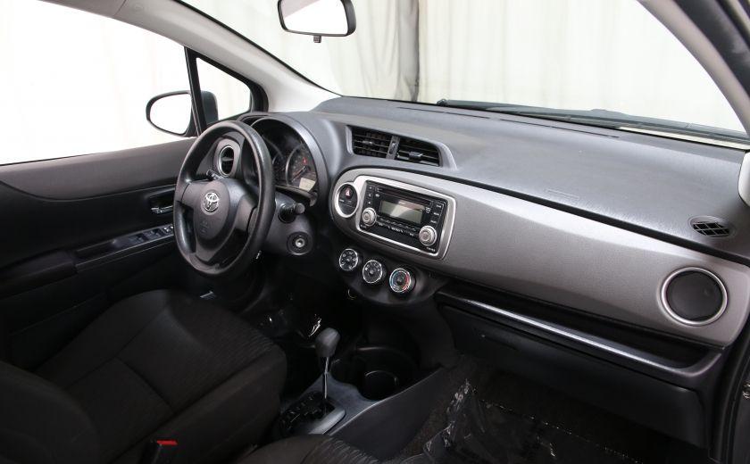 2014 Toyota Yaris HATCHBACK LE AUTO A/C GR ELECT BLUETHOOT #16