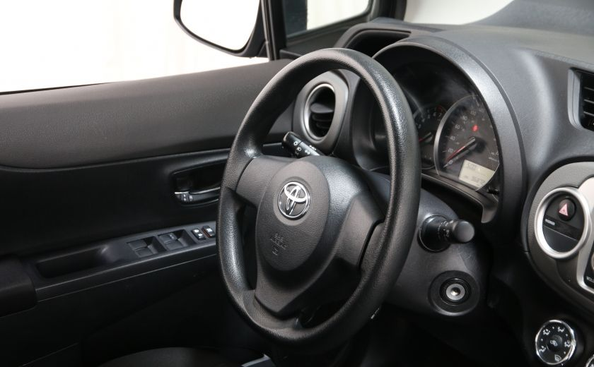 2014 Toyota Yaris HATCHBACK LE AUTO A/C GR ELECT BLUETHOOT #17