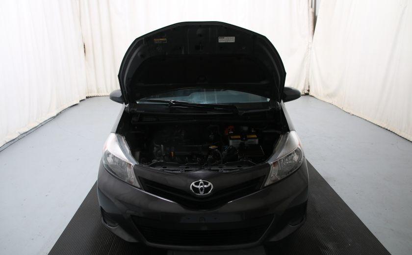 2014 Toyota Yaris HATCHBACK LE AUTO A/C GR ELECT BLUETHOOT #19