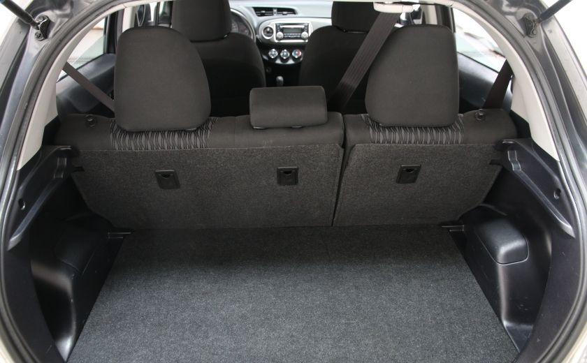 2014 Toyota Yaris HATCHBACK LE AUTO A/C GR ELECT BLUETHOOT #22