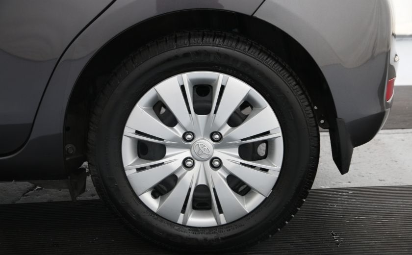 2014 Toyota Yaris HATCHBACK LE AUTO A/C GR ELECT BLUETHOOT #24