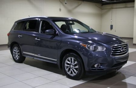2013 Infiniti JX35 AWD CUIR TOIT CAMERA 7 PASSAGERS in Laval