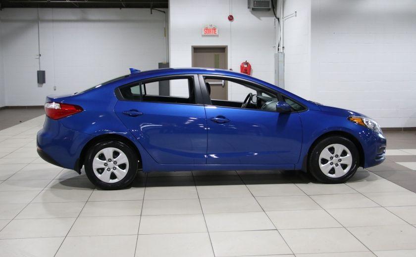 2014 Kia Forte LX AUTO A/C GR ELECT BLUETHOOT #7
