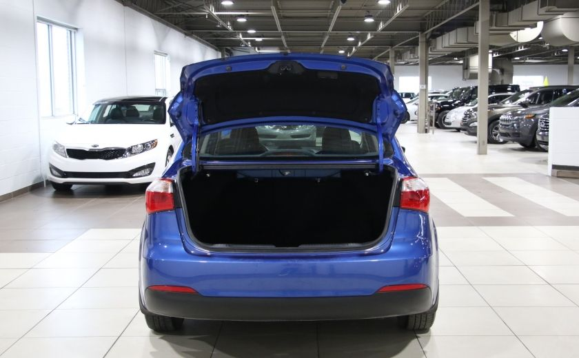 2014 Kia Forte LX AUTO A/C GR ELECT BLUETHOOT #25