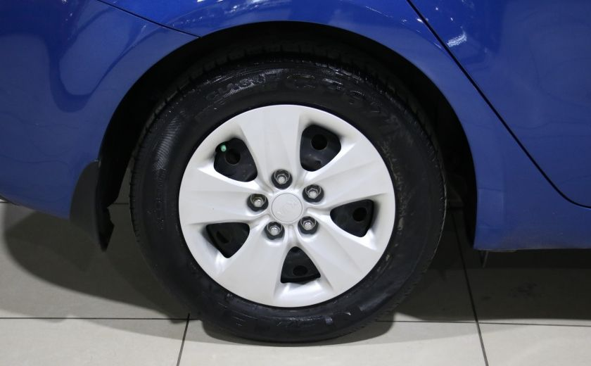 2014 Kia Forte LX AUTO A/C GR ELECT BLUETHOOT #26