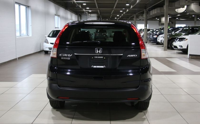 2014 Honda CRV EX AWD AUTO A/C TOIT MAGS #5
