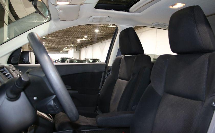 2014 Honda CRV EX AWD AUTO A/C TOIT MAGS #9
