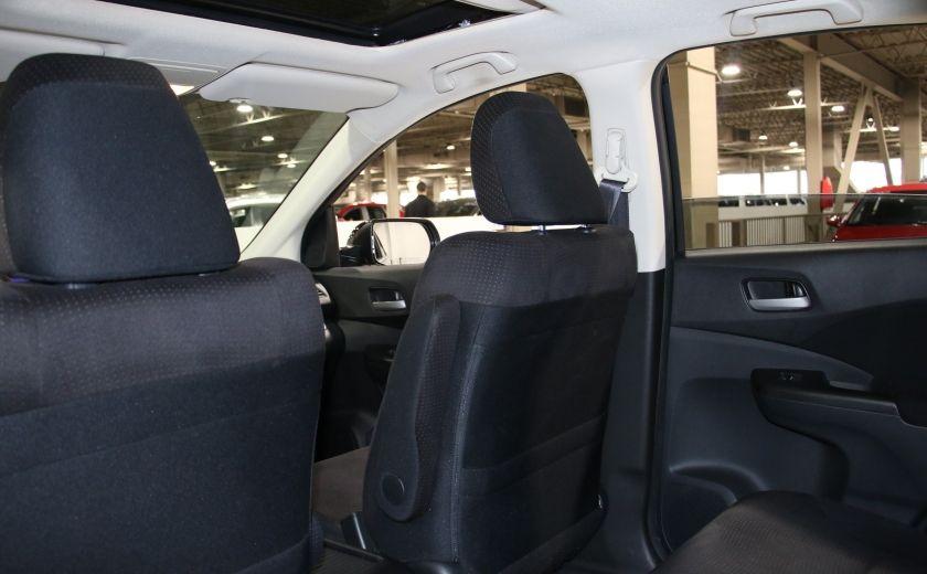 2014 Honda CRV EX AWD AUTO A/C TOIT MAGS #19