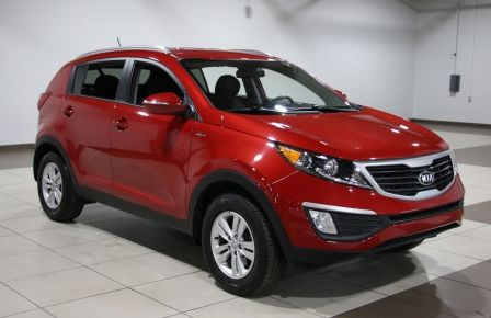 2013 Kia Sportage LX AWD AUTO A/C GR ELECT MAGS BLUETHOOT in New Richmond