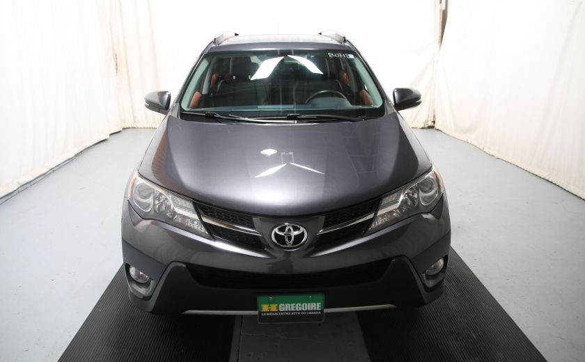 2013 Toyota Rav 4 LIMITED AWD CUIR TOIT CAMERA HAYON ELECT #1