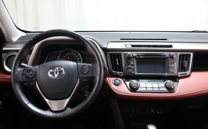 2013 Toyota Rav 4 LIMITED AWD CUIR TOIT CAMERA HAYON ELECT #13