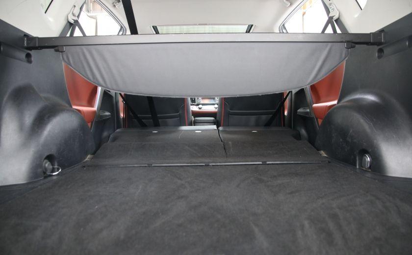2013 Toyota Rav 4 LIMITED AWD CUIR TOIT CAMERA HAYON ELECT #27
