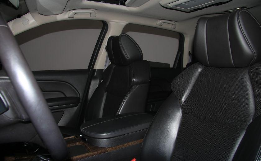 2013 Acura MDX Tech Pkg AWD CUIR TOIT NAV DVD MAGS  7PASSAGERS #7