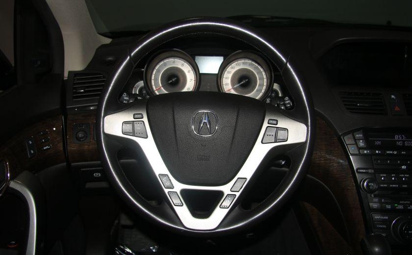 2013 Acura MDX Tech Pkg AWD CUIR TOIT NAV DVD MAGS  7PASSAGERS #13