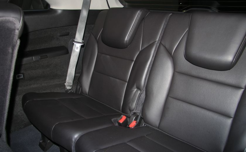 2013 Acura MDX Tech Pkg AWD CUIR TOIT NAV DVD MAGS  7PASSAGERS #22