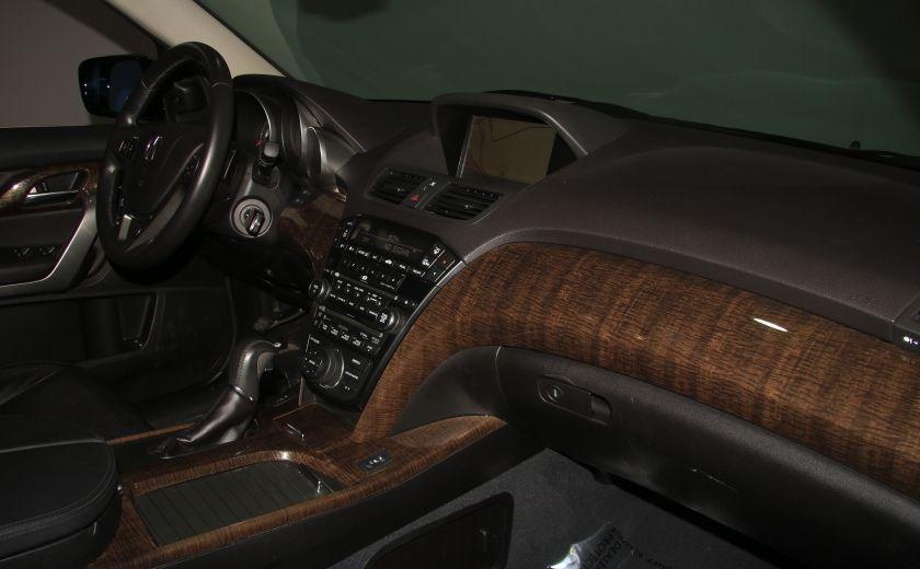2013 Acura MDX Tech Pkg AWD CUIR TOIT NAV DVD MAGS  7PASSAGERS #26