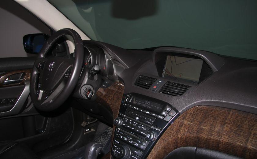 2013 Acura MDX Tech Pkg AWD CUIR TOIT NAV DVD MAGS  7PASSAGERS #27