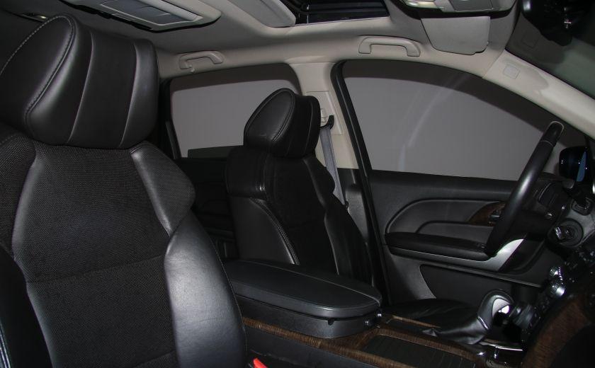 2013 Acura MDX Tech Pkg AWD CUIR TOIT NAV DVD MAGS  7PASSAGERS #28