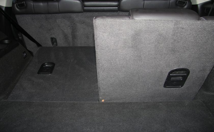 2013 Acura MDX Tech Pkg AWD CUIR TOIT NAV DVD MAGS  7PASSAGERS #33