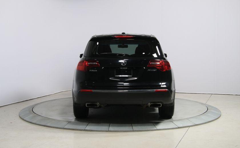 2013 Acura MDX AWD CUIR TOIT CAMERA RECUL #5
