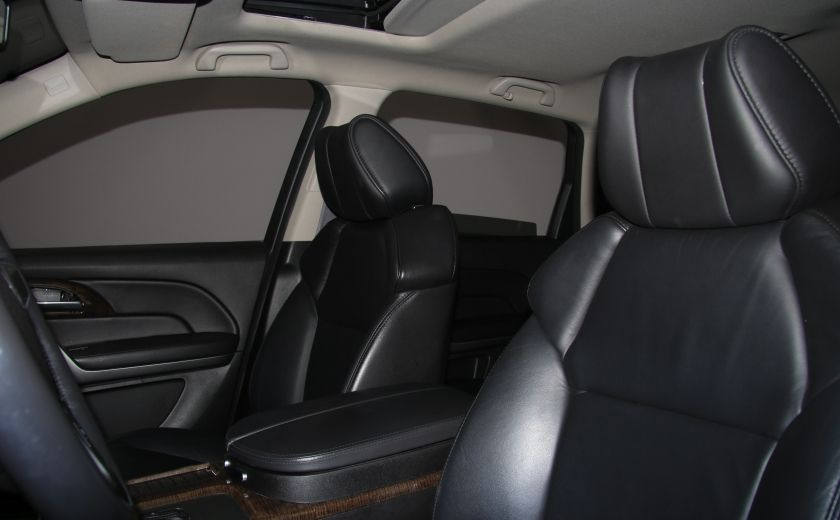 2013 Acura MDX AWD CUIR TOIT CAMERA RECUL #9