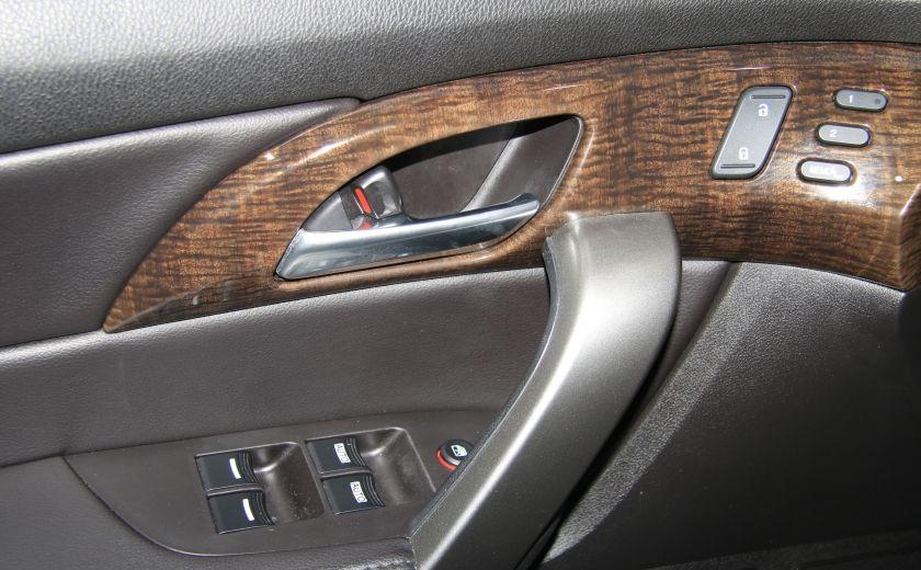 2013 Acura MDX AWD CUIR TOIT CAMERA RECUL #10