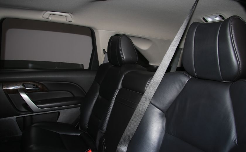 2013 Acura MDX AWD CUIR TOIT CAMERA RECUL #23