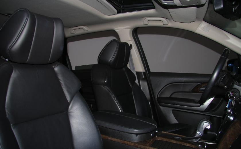 2013 Acura MDX AWD CUIR TOIT CAMERA RECUL #30