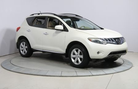 2009 Nissan Murano S AWD A/C MAGS BLUETOOTH #0