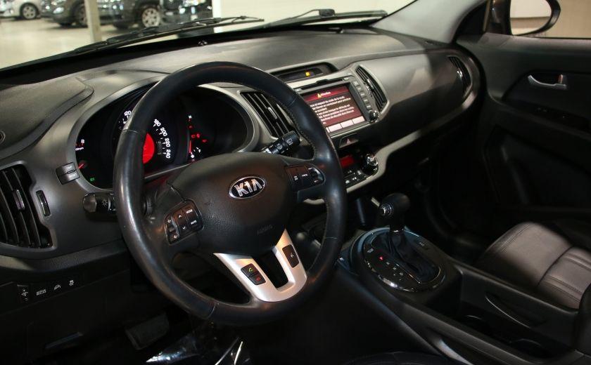 2013 Kia Sportage SX AWD AUTO A/C CUIR TOIT MAGS #8