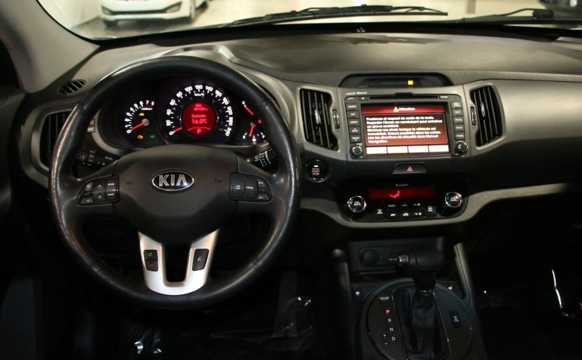 2013 Kia Sportage SX AWD AUTO A/C CUIR TOIT MAGS #14